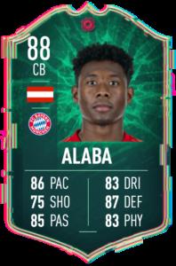 FIFA 20 Cambiaformas 2 Alaba