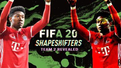 Photo of FIFA 20 Shapeshifters Team 2 REVELADO: Ronaldo, Alaba, Ribery y más