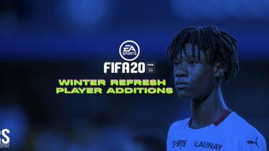 Photo of * AHORA * FIFA 20 Winter Refresh está EN VIVO: TODAS las adiciones de jugadores: Camavinga, Williams, Cabaye y más