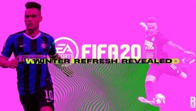 Photo of * AHORA * Tarjetas de actualización de invierno FIFA 20 REVELADAS – Martínez, Werner, Vardy y más