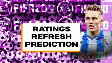 Photo of Actualización de calificaciones de FIFA 20: Predicciones de La Liga – Odegaard, Moreno y más