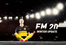 Photo of * BREAKING * Football Manager 2020: ¡Lanzamiento de la actualización de invierno!