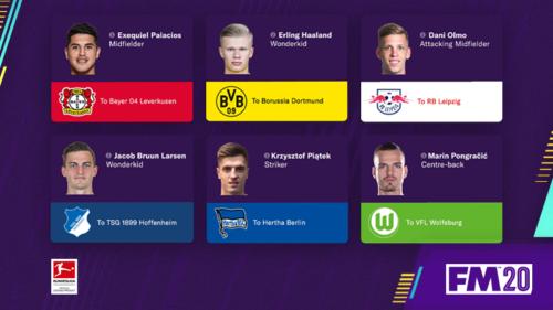 manager de fútbol 2020 transferencias de la bundesliga