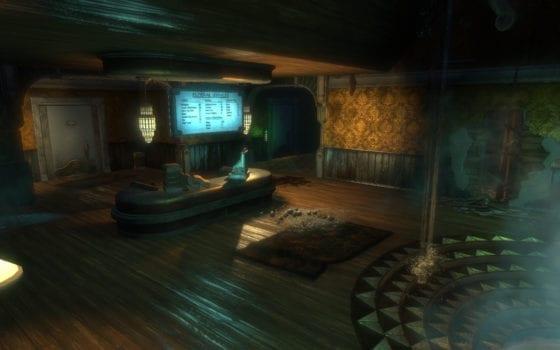Recibo del código de Bioshock Twilight Fields