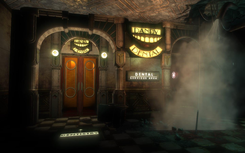 BioShock Chompers Dandy Dental Key