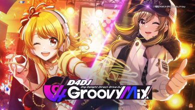 Photo of DJ Waifu Rhythm Game D4DJ Groovy Mix presenta Kyouko Yamate con el nuevo trailer de Live2D