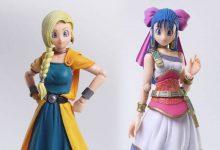 Photo of Dragon Quest V obtiene encantadoras figuras de acción de Bianca y Nera de Square Enix