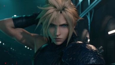 Photo of Final Fantasy VII Remake Obten gafas de marca elegante