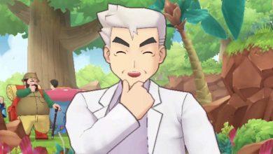 Photo of El profesor Oak Battles como entrenador por primera vez en Pokémon Masters