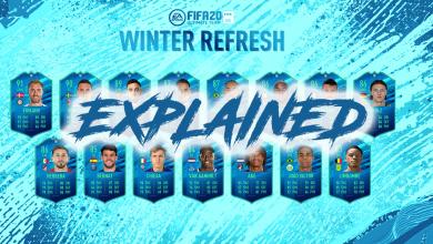 Photo of Equipo de actualización de invierno de FIFA 20 EXPLICADO: cómo funcionan, calificaciones completas, SBC y más