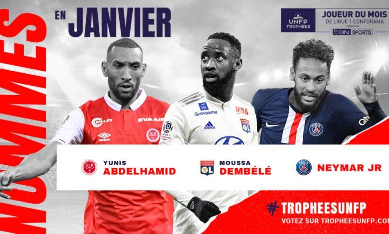 FIFA 20: Nominación POTM de enero de la Ligue 1 Conforama