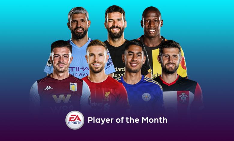 FIFA 20: Nominación POTM de enero de la Premier League