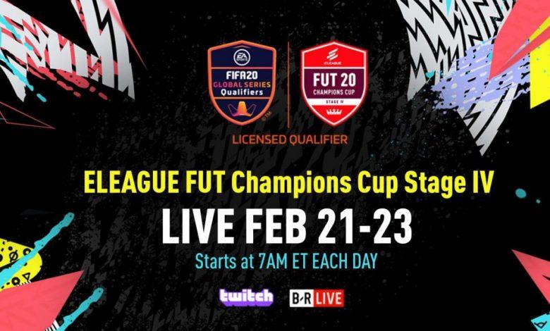 FIFA 20: Premios que se ganarán durante la transmisión en vivo de la FUT Champions Cup Stage IV