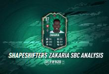 Photo of FIFA 20 Shapeshifters Denis Zakaria SBC: requisitos, costos y análisis