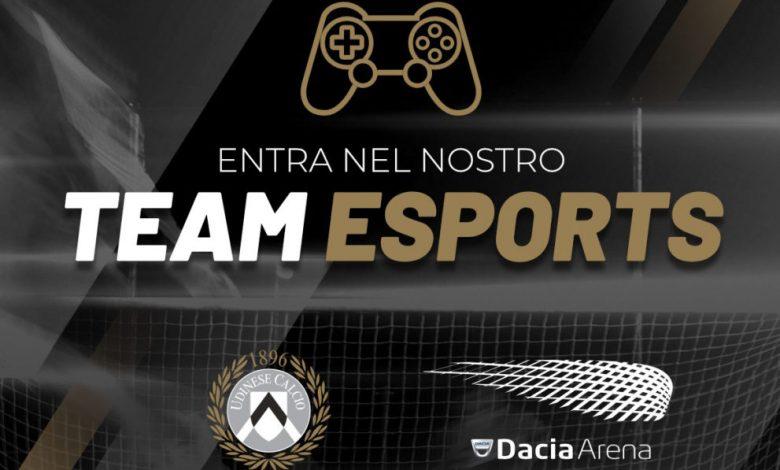 FIFA 20: Udinese Calcio aterriza en eSports