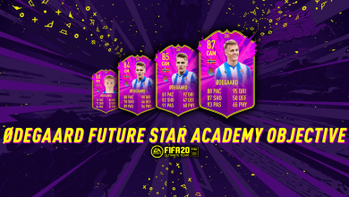 Photo of FIFA 20 Ultimate Team Martin Ødegaard Future Stars Academy Card: Lista de objetivos, actualizaciones y análisis