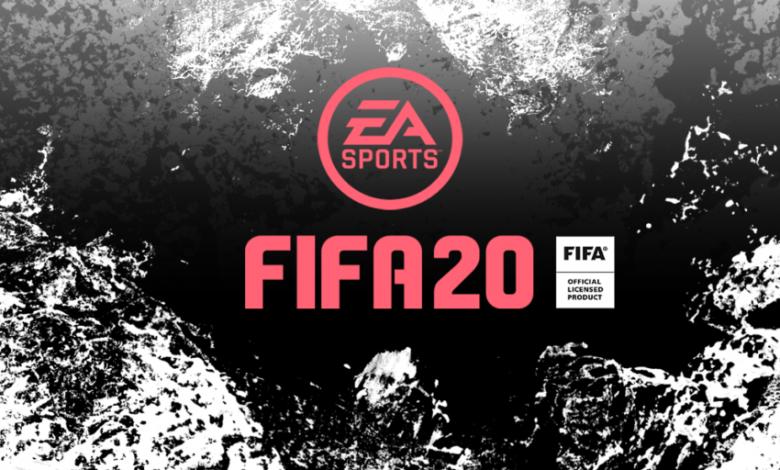FIFA 20: parche 1.14 lanzado para PS4 y Xbox One