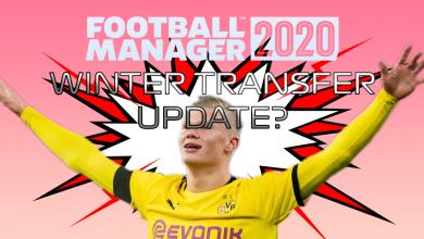 Photo of Football Manager 2020: fecha de lanzamiento y movimientos de actualización de la transferencia de invierno – Haaland, Olmo, Fernandes y más