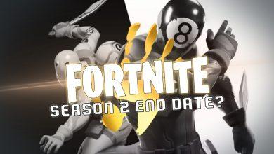 Photo of Fortnite: ¿Cuándo finaliza la temporada 2 del capítulo 2? Temporada 3 Fecha de inicio del capítulo ¡CONFIRMADO!