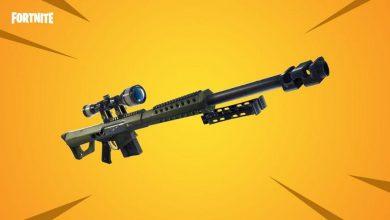 Fortnite: Cómo obtener un francotirador pesado en el capítulo 2 de la temporada 2