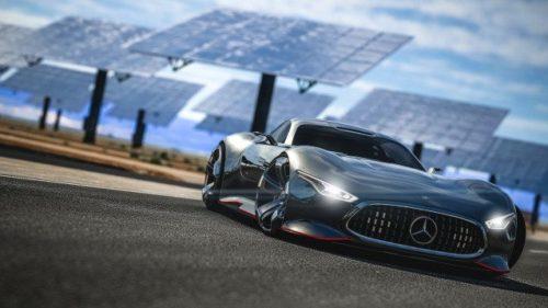 Gran Turismo 7 Futuro Mercedes