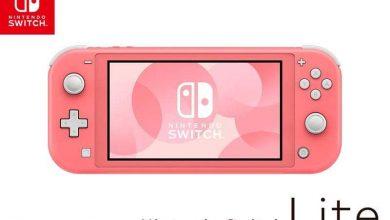 Photo of Nintendo anuncia nuevo Coral Switch Lite, sale a la venta en marzo