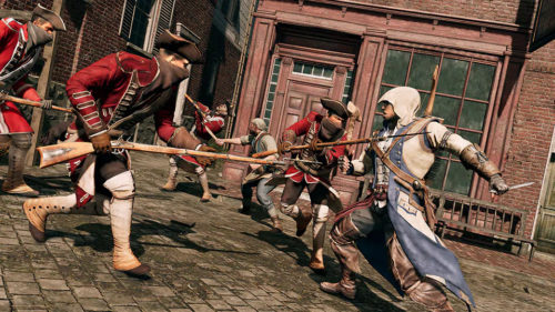 Assassins Creed 3 remasterizado