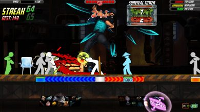 Photo of One Finger Death Punch 2 se lanza en Xbox One y Nintendo Switch