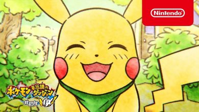 Photo of Pokemon Mystery Dungeon: Rescue Team DX para Nintendo Switch obtiene un adorable tráiler y comerciales de TV
