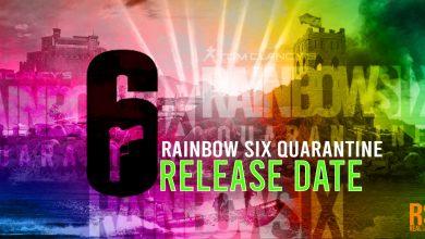 Photo of Rainbow 6 Quarantine: fecha de lanzamiento, jugabilidad, mapa, tráiler, beta, PS4 y más
