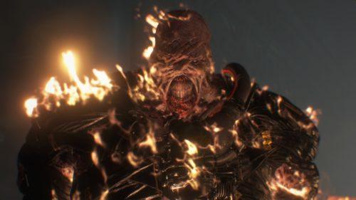 Resident Evil 3 Remake PS4 Némesis Jugabilidad