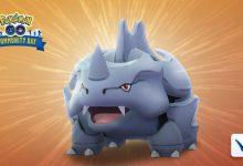 Photo of Rhyhorn gana el voto de Pokemon GO Community Day para febrero