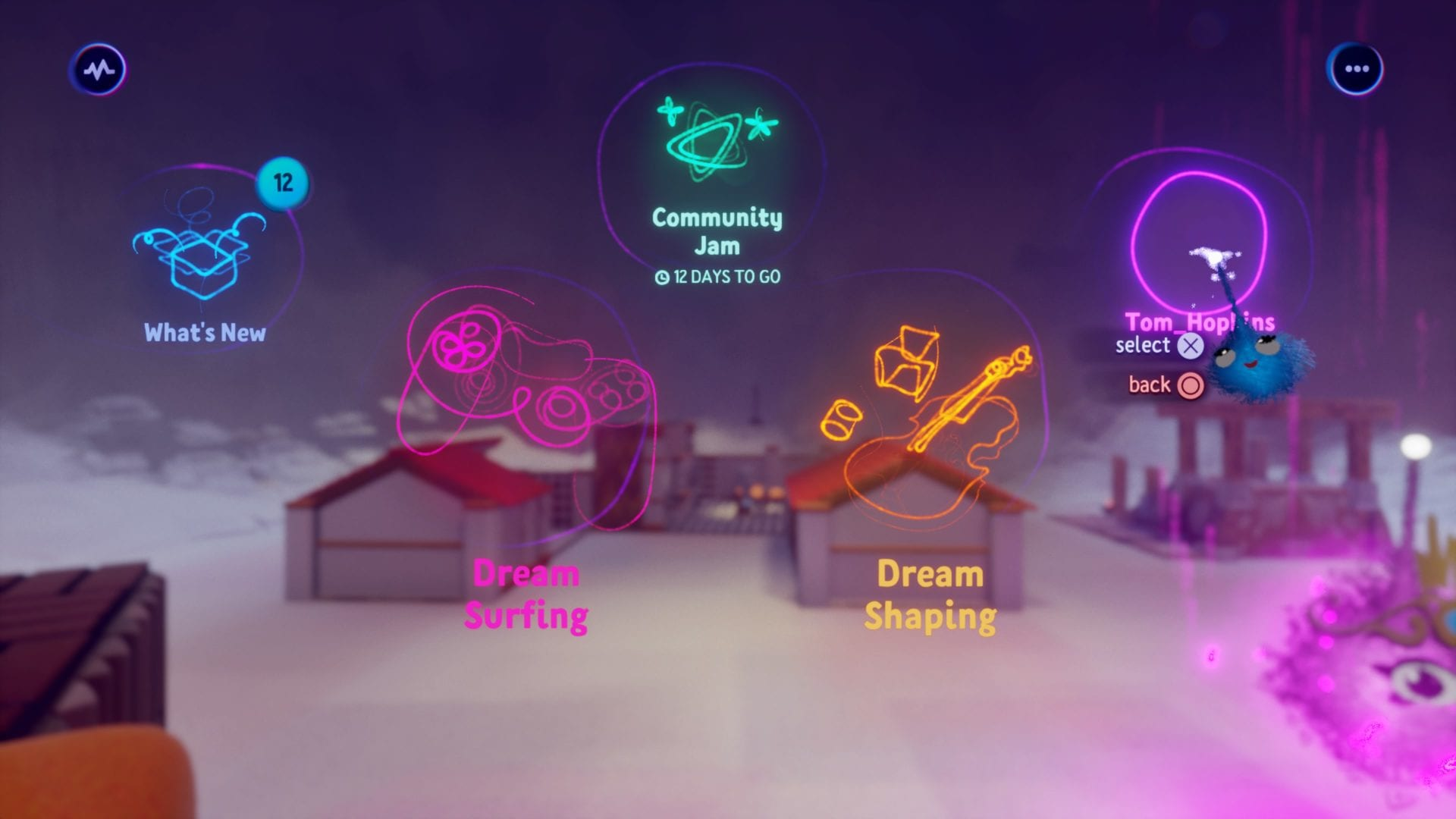 sueños, misiones de duendes