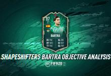 Photo of Ficha de objetivos de FIFA 20 Shapeshifters Marc Bartra: Lista de objetivos, actualizaciones y análisis