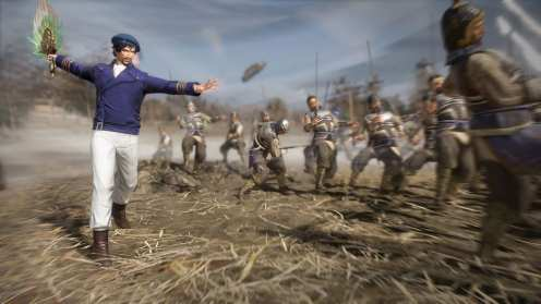 Dynasty Warriors 9 LOTGH (5)