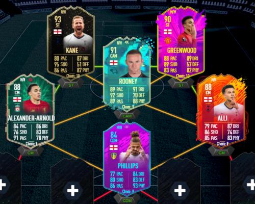 Enlaces de Rooney Squad