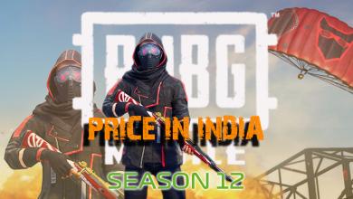 Photo of Precio de PUBG Mobile Season 12 Royale Pass en India: precio, recompensas, armas, atuendos, contenido descargable y más