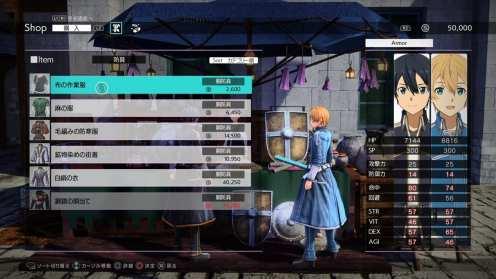 Alicización en línea de Sword Art (18)