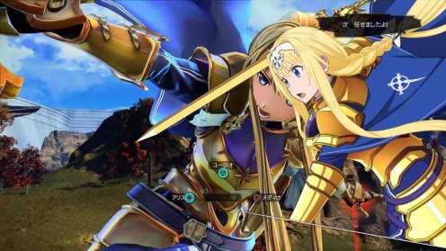 Alicización en línea de Sword Art (29)