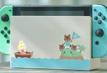 Photo of Puedes agregar esta pegatina de Isabelle a tu Animal Crossing: New Horizons Switch Console