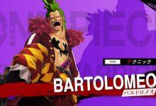 Photo of El trailer de One Piece: Pirate Warriors 4 muestra a Bartolomeo en acción