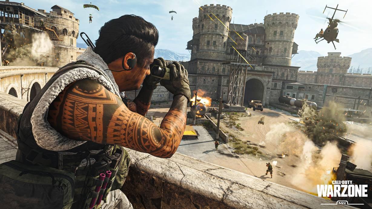 Irónico Prominente antecedentes  Call of Duty (COD) Warzone Battle Royale: corrige el retraso, las caídas de  fps, los choques y la tartamudez