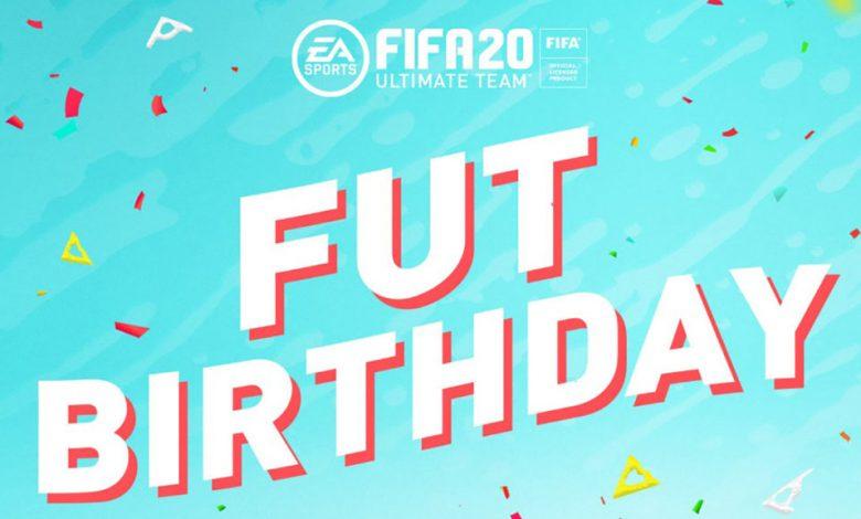 FIFA 20: FUT Birthday - Se acerca el aniversario del modo Ultimate Team