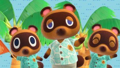 Photo of Puedes comprar la camisa hawaiana de Tom Nook en Animal Crossing: New Horizons en Etsy