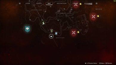 Photo of Destiny 2 – Trove Guardian Localización esta semana – 31 de marzo al 6 de abril de 2020
