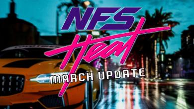 Photo of Actualización de marzo de Need For Speed Heat: mercado negro, paquete de autos, autos nuevos, correcciones de errores y más