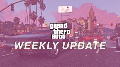 GTA online weekly update march
