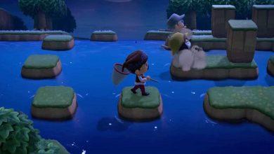 Photo of Animal Crossing Player convierte el juego en un título multijugador competitivo con esta carrera de obstáculos