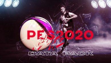 pes data pack 5