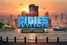 Photo of Ciudades: Se anuncia la expansión de Skylines Sunset Harbor con muchas opciones de transporte público